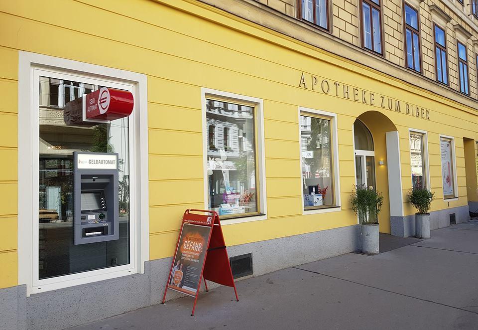 Neuer Bankomat